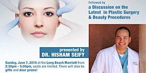 Afternoon Tea with Dr. Hisham Seify