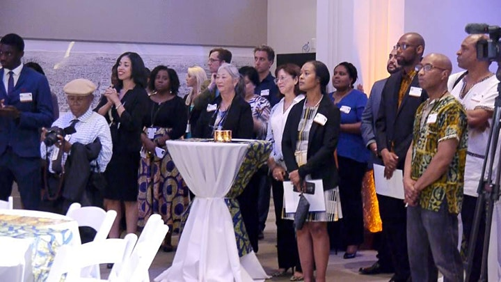 AFRICA DAY Reception Hosted By Mayor Sylvester Turner (General Public) image