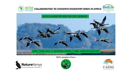 Collaborating to Save Migratory Birds in Africa tickets
