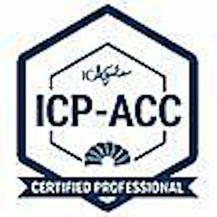 Agile Coaching ICP-ACC ICAgile image