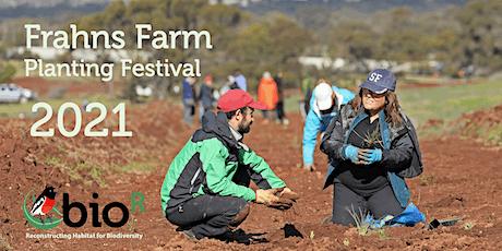 Frahns Farm Planting Festival 2021 tickets