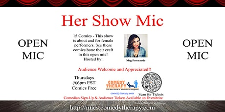 Her Show Mic - May 6th tickets