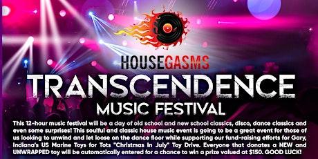 TRANSCENDENCE MUSIC FESTIVAL tickets