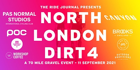 North London Dirt 4 tickets