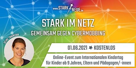 Stark im Netz - Gemeinsam gegen Cybermobbing mit Nicki - Erwachsenen-Kurs Tickets