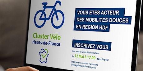 Rencontre Cluster Velo Hauts de France billets