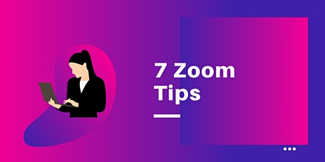 7 Zoom Tips to get you Noticed and Promoted tickets