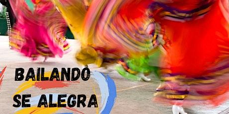 Bailando se Alegra: Baja California Norte Folklórico boletos