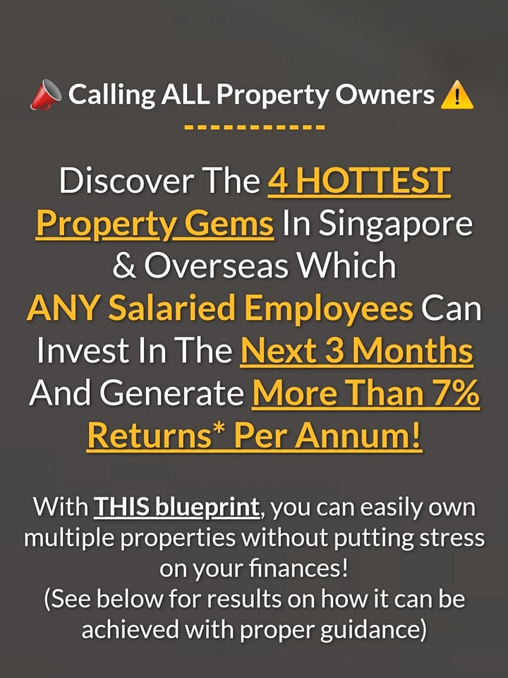 ***[FREE Physical Property Investing MASTERCLASS by Dr Patrick Liew!]* image