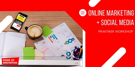 Online Marketing und Social Media Praktikerworkshop tickets