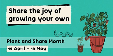 Plant and Share Celebration tickets
