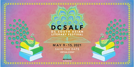 DCSALF - VIRTUAL LITERARY FESTIVAL 2021 tickets