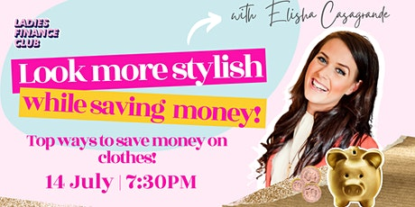 Look More Stylish While Saving Money! tickets