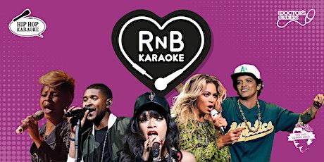 R&B Karaoke! tickets