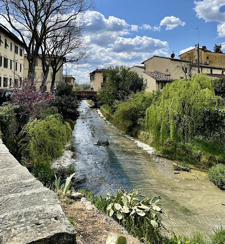 Immagine Trekking Urbano da Ponte a Mensola verso le antiche cave di pietra