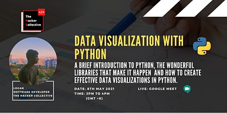 Data Visualization With Python tickets