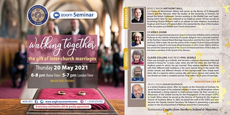 WALKING TOGETHER: THE GIFT OF INTER-CHURCH MARRIAGES tickets
