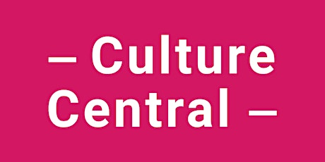 Culture Central Monthly Open Zoom Call - June tickets