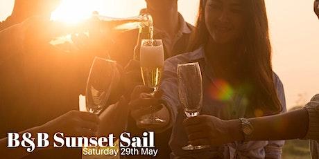 B&B Sunset Sail tickets