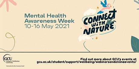 Climate Change and Mental Health: Mental Health Awareness Week tickets
