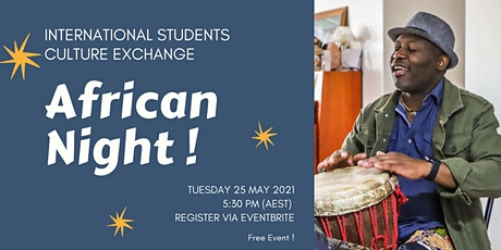 International Students Culture Exchange tickets