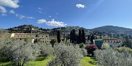 Trekking Urbano sulla Collina di Camerata e la Collina di San Domenico biglietti