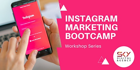 Instagram Marketing for Business Owners tickets