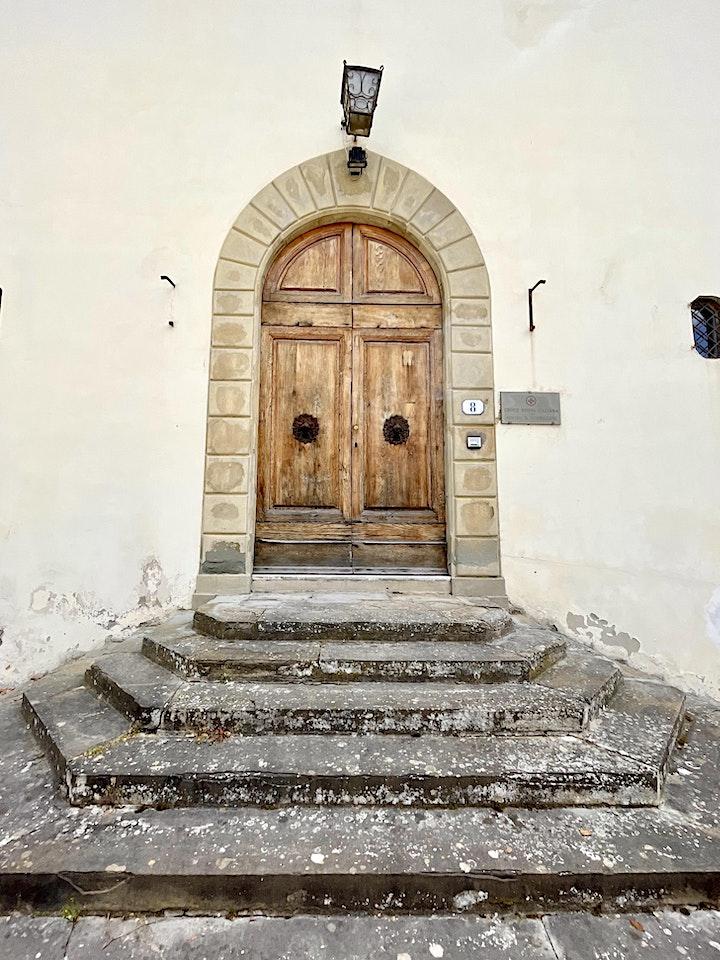 Immagine Trekking Urbano sulla Collina di Camerata e la Collina di San Domenico