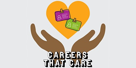 CAREERS THAT CARE  -  Careers Q & A - Social Prescribing Link Worker tickets
