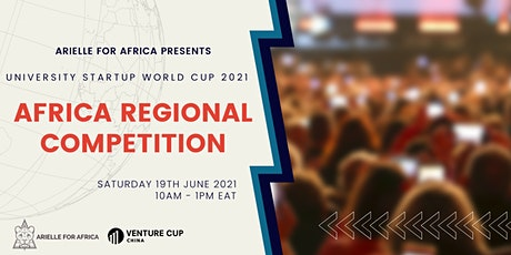 "University Startup World Cup 2021 Regional Competition: ""African Demo Day"" tickets"