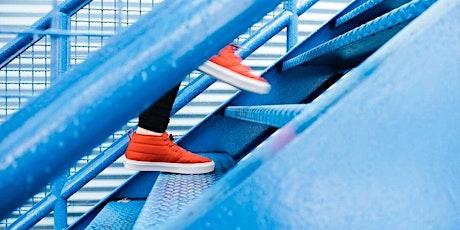 Next Steps 2021 - Creating an Excellent CV tickets