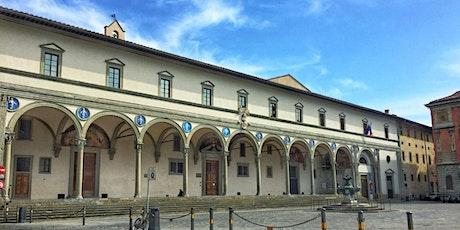 Gli Spedali nel corso della storia di Firenze biglietti