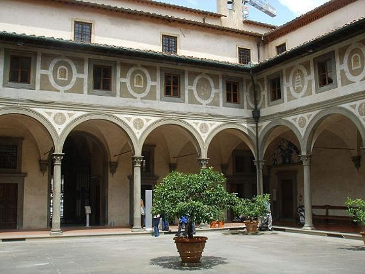 Immagine Gli Spedali nel corso della storia di Firenze