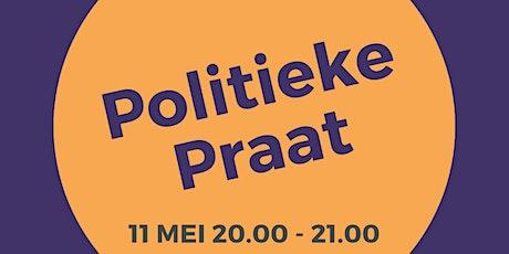 Politieke Praat tickets