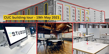 CUC Building Tours - 19 May 2021 tickets