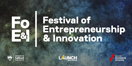 Opening Event: Festival of Entrepreneurship & Innovation tickets