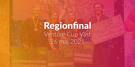 Regionfinal Väst 2021 tickets