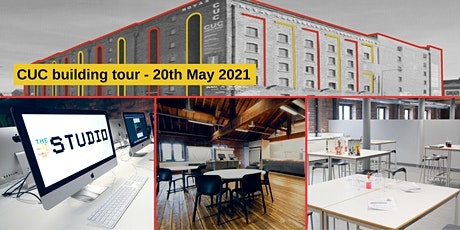 CUC Building Tours - 20th May tickets