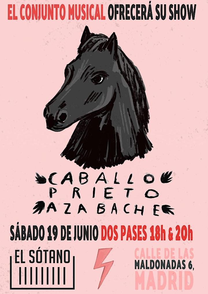 Imagen de Concierto de Caballo Prieto Azabache (primer pase)