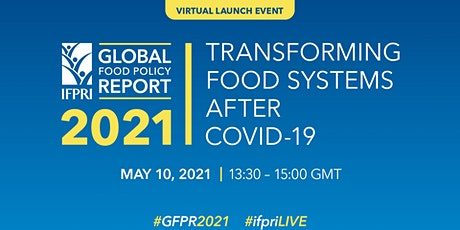 AFRICA DISCUSSION: IFPRI's 2021 GFPR Transforming Food Systems After COVID billets