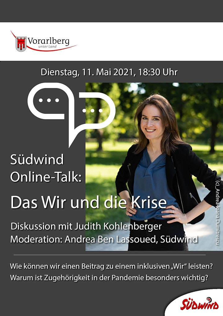 Südwind Online-Talk: Das Wir und die Krise: Bild