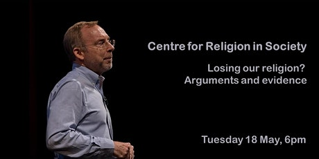 Centre for Religion in Society Lecture tickets