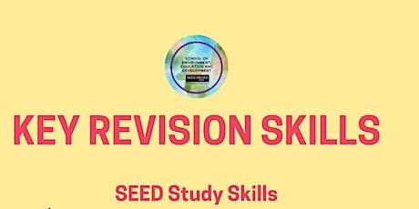 Key Revision Skills tickets
