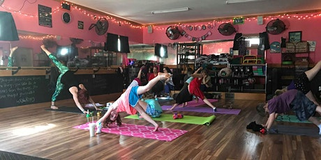 Wednesdays Kids Virtual Yoga Classes tickets
