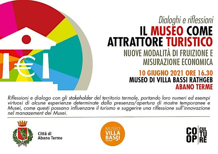 Immagine Il Museo: nuove modalità di fruizione e misurazione economica