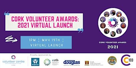 Cork Volunteer Awards 2021 Launch Event tickets