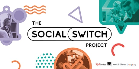 The Social Switch Project – Digital Youth Work Training tickets