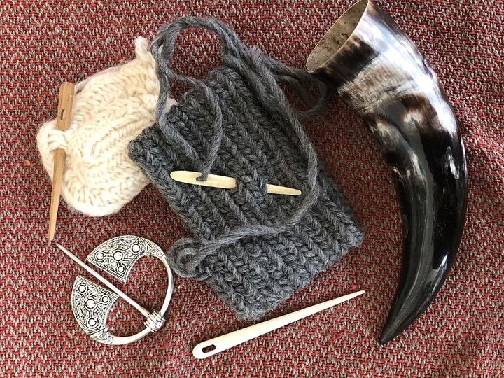 Bealtaine Online Workshop: Viking Needle Binding image