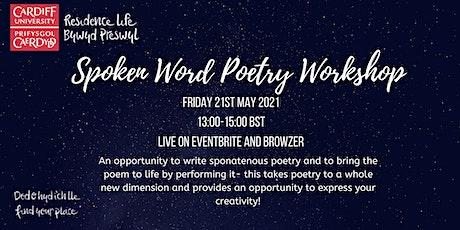 Spoken Word Poetry Workshop tickets