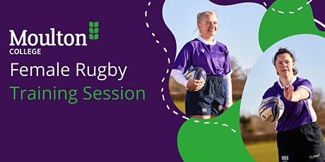 Moulton College - Female Rugby Training Session tickets